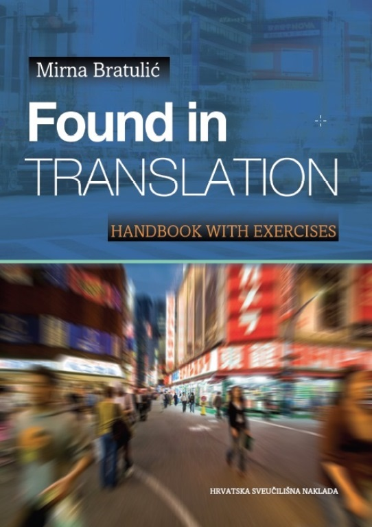 FOUND IN TRANSLATION - Handbook with Excercises