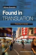 FOUND IN TRANSLATION - Teacher's book
