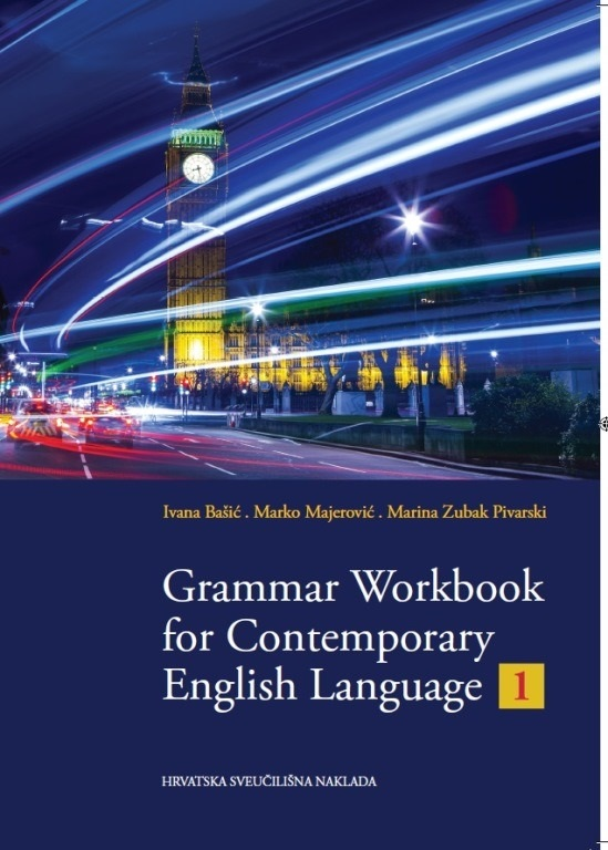 GRAMMAR WORKBOOK FOR CONTEMPORARY ENGLISH LANGUAGE 1.