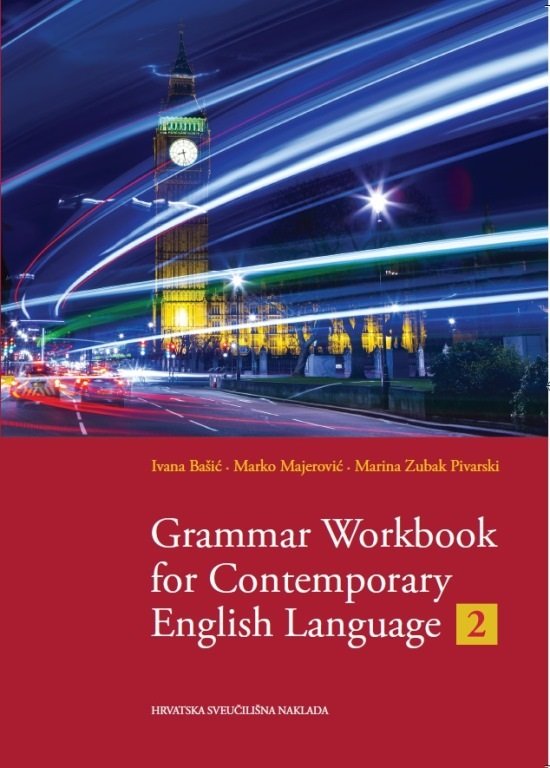 GRAMMAR WORKBOOK FOR CONTEMPORARY ENGLISH LANGUAGE 2