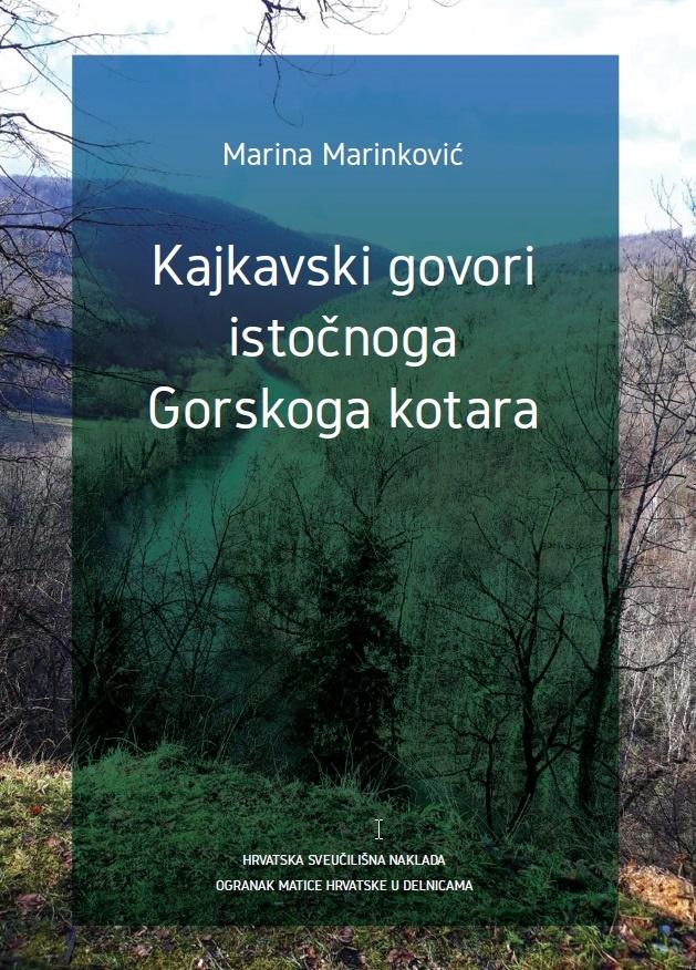 Kajkavski govori istočnoga Gorskog kotara