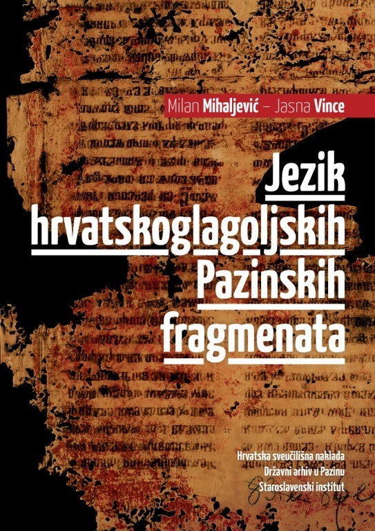 JEZIK HRVATSKOGLAGOLJSKIH PAZINSKIH FRAGMENATA