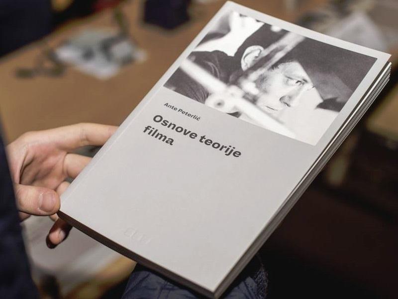 """Predstavljanje knjige """"Osnove teorije filma"""""""